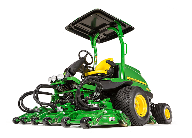 8800A TerrainCut Rough Mower