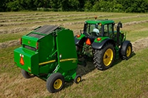 View 459 Round Baler special offers