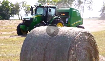 Follow the link to see the video on Tractor Baler Automation