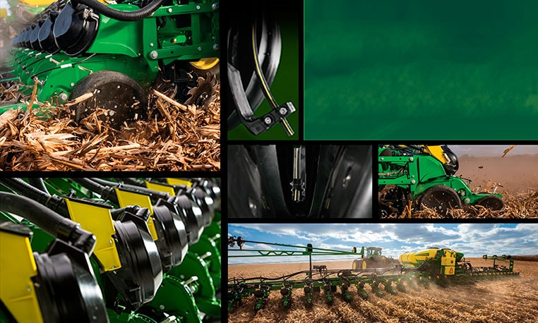 Image of John Deere Planting Equipment