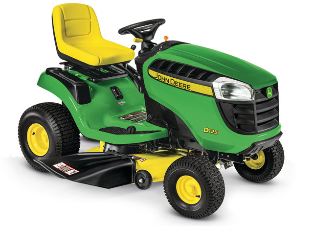 Widest Seat Tractors : John deere d series lawn tractors holland and sons
