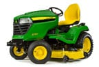 View the $500 Offer for X500 Select Series Tractors