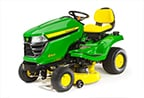 Follow link to the X300 Tractor,  42-inch deck product page.