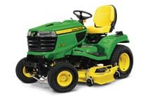 Image of an X730 Signature Series Tractor