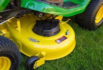 Learn More About Mower Decks