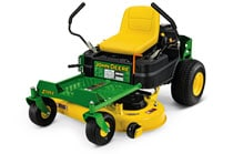 Follow link to Residential ZTrak™ Zero-Turn Mowers