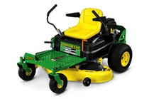 Z355E Residential ZTrak™ Zero-Turn Mower