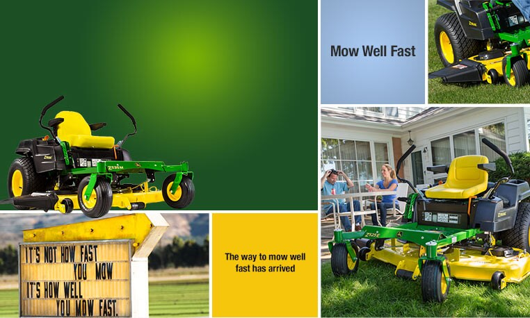 Various images of John Deere Equipment