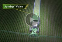 Image showing New AutoTrac guidance system in action - follow for video