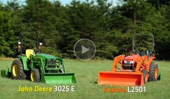 Video showing how the 3025E stacks up against the L2501