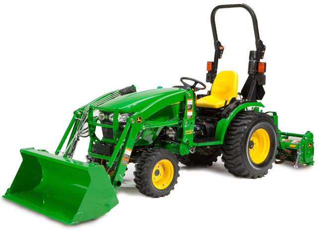 Tractor Attachments Product : R compact utility tractor family tractors johndeere