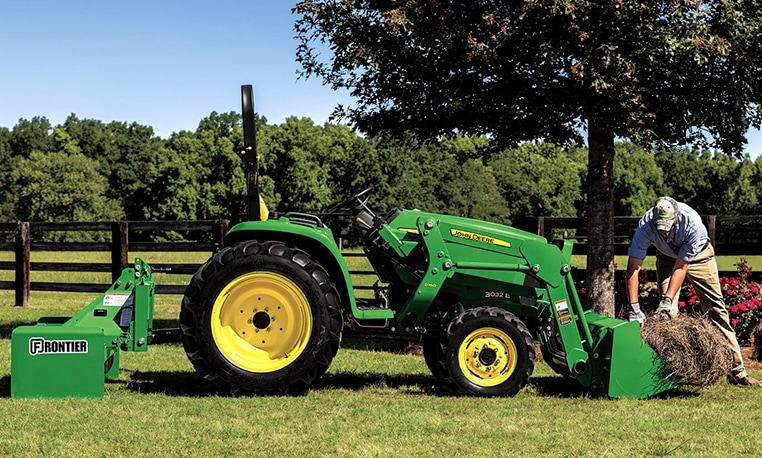 Tractor Attachments Product : John deere tractors compact utility us