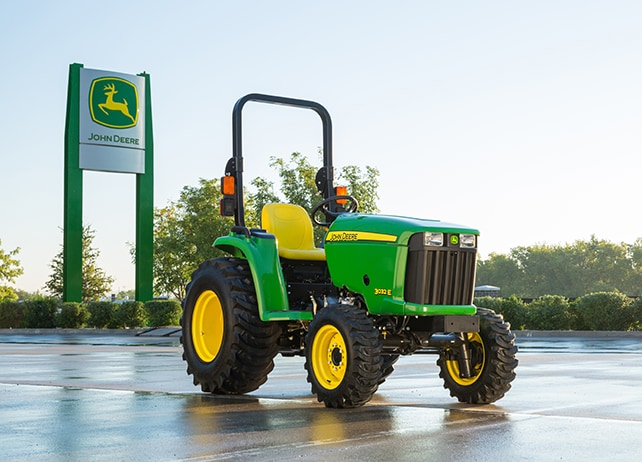 James River Equipment Products - Compact Utility Tractors