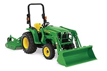 Click here to view compact utility tractors