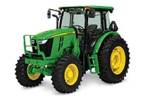 6140D Utility Tractor