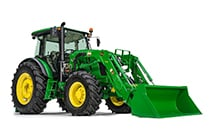 Click here to view utility tractors