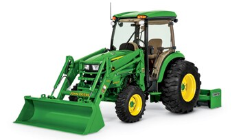 Check out the 4 Family Tractors