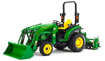 View the 2R Series Tractors
