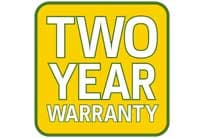 Two-Year Warranty logo