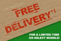 Free Delivery* When You Buy Online