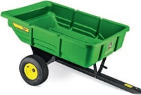 Utility cart, poly