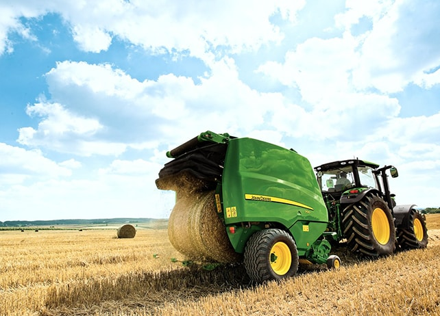 John Deere Tractor Implement Automation