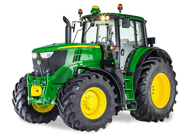 6195M 6M Series Tractor