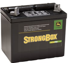 Mow Pro Battery from John Deere