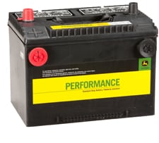 Performance Battery from John Deere