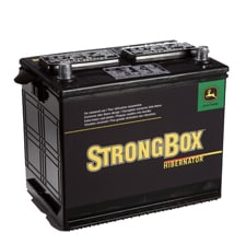 StrongBox Hibernator Battery from John Deere