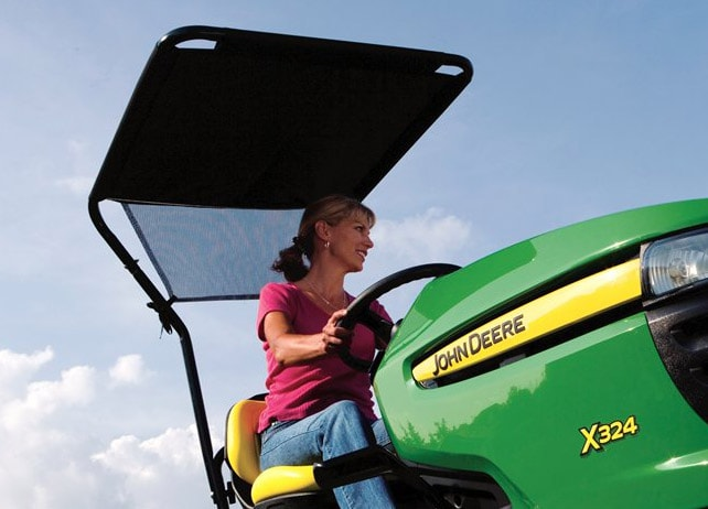 Sun Shade Tractor Protection & Appearance