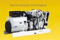 Marine Generator Engines
