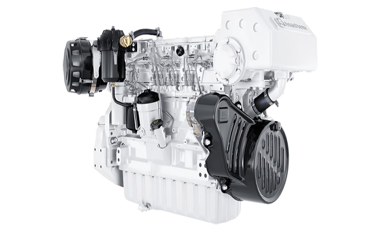6090 Marine Propulsion Engines