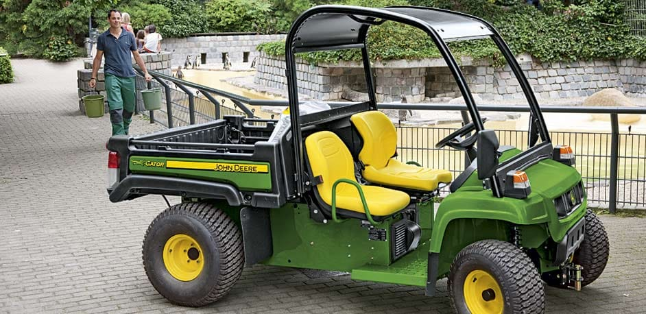 Compact Series Utility Vehicles