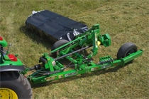 285 Rotary Disk Mower 5 Series Disk Mowers
