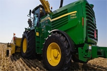 7080 Series Self-Propelled Forage Harvesters