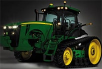 8RT Series Track Tractors
