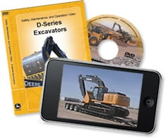 Training DVDs and multimedia resources