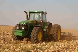 John Deere Foundation's $2.5 Million Grant Helps African Farmers by Creating a Sustainable Framework for Increased Food Security