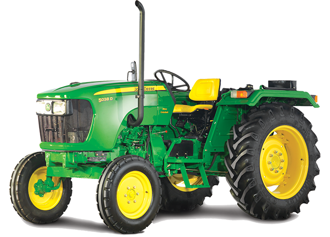 5038D Tractor