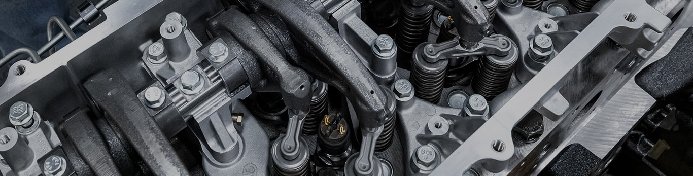 Motor y transmisión John Deere