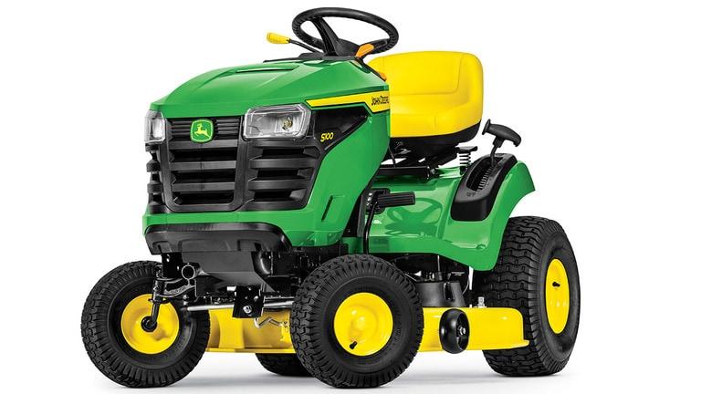 Foto Estudio Tractor de Jardín S100