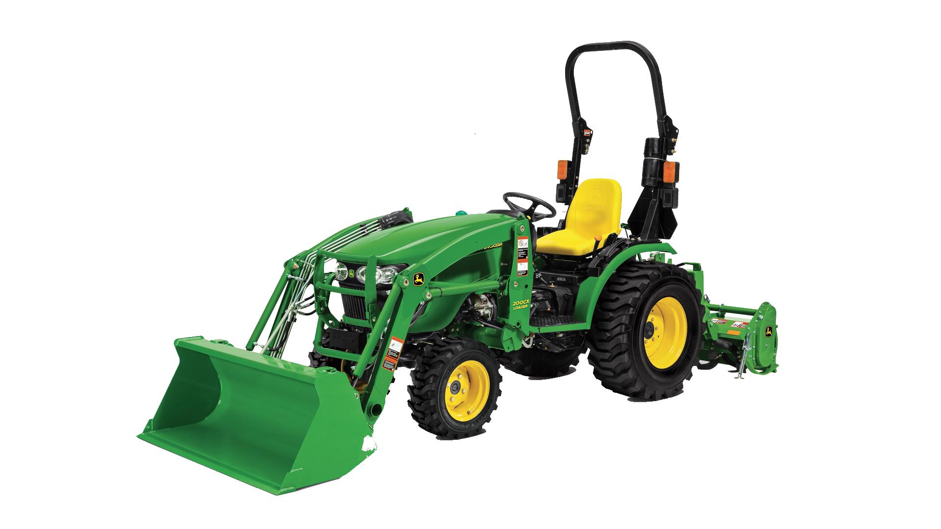 Tractores Sub-compactos