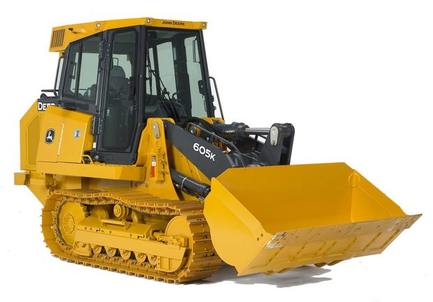 Crawler Loaders