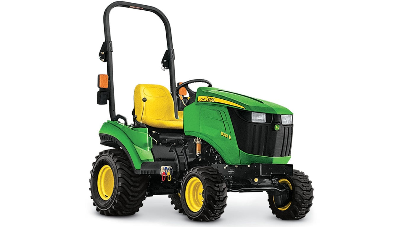 1023esub Compact Utility Tractor