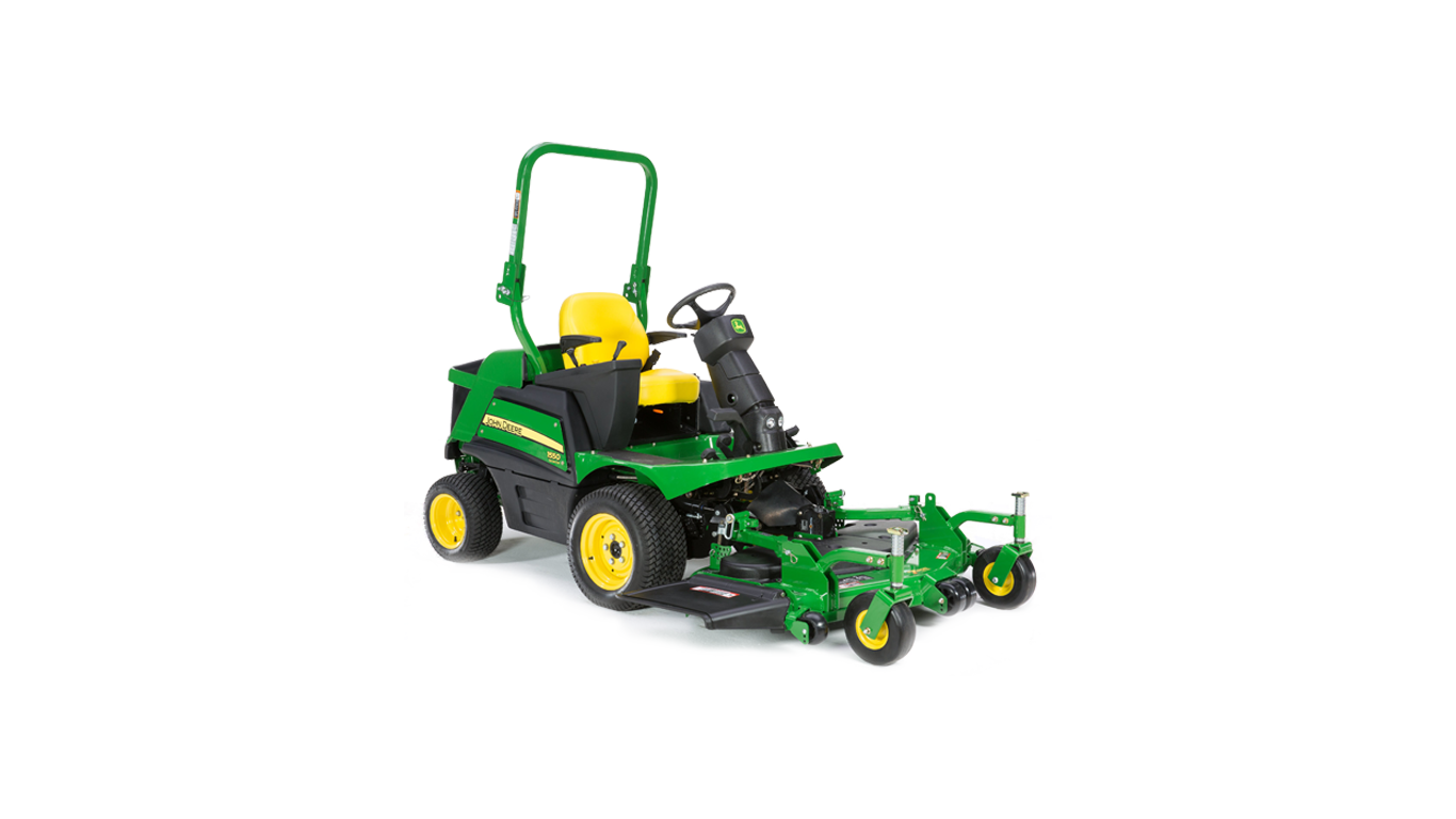 Commercial Mowers 1550 Terraincut Front John Deere Us 1530 Wiring Diagram Mower
