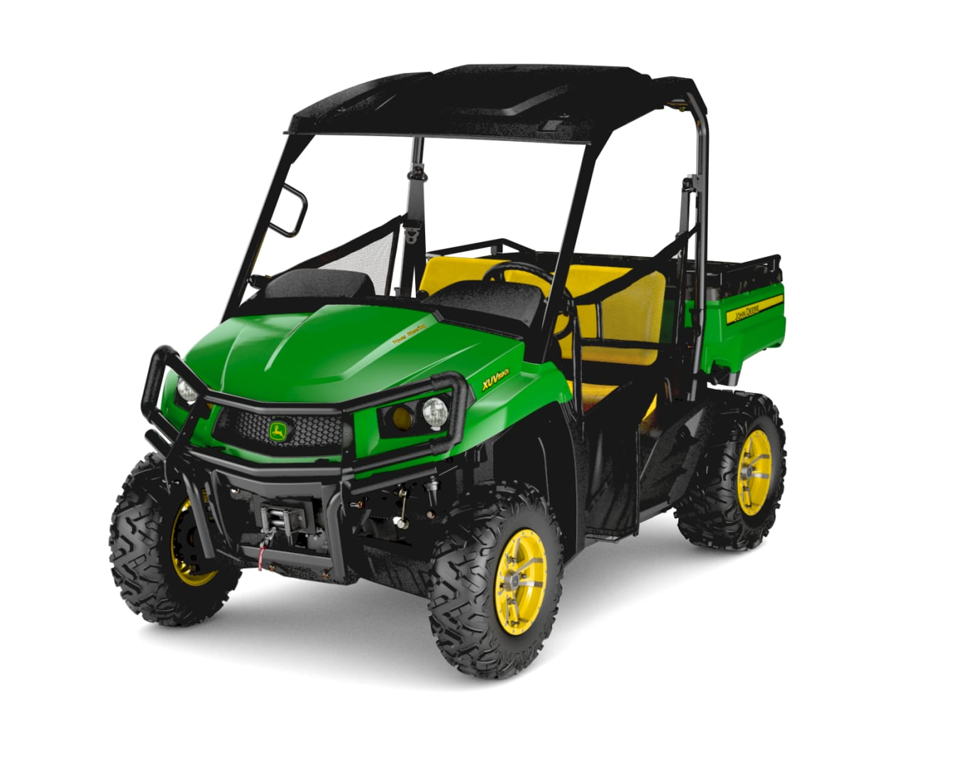 John Deere Gator 2016 Xuv590i And S4 625i Wiring Diagram Xuv 825i Electrical