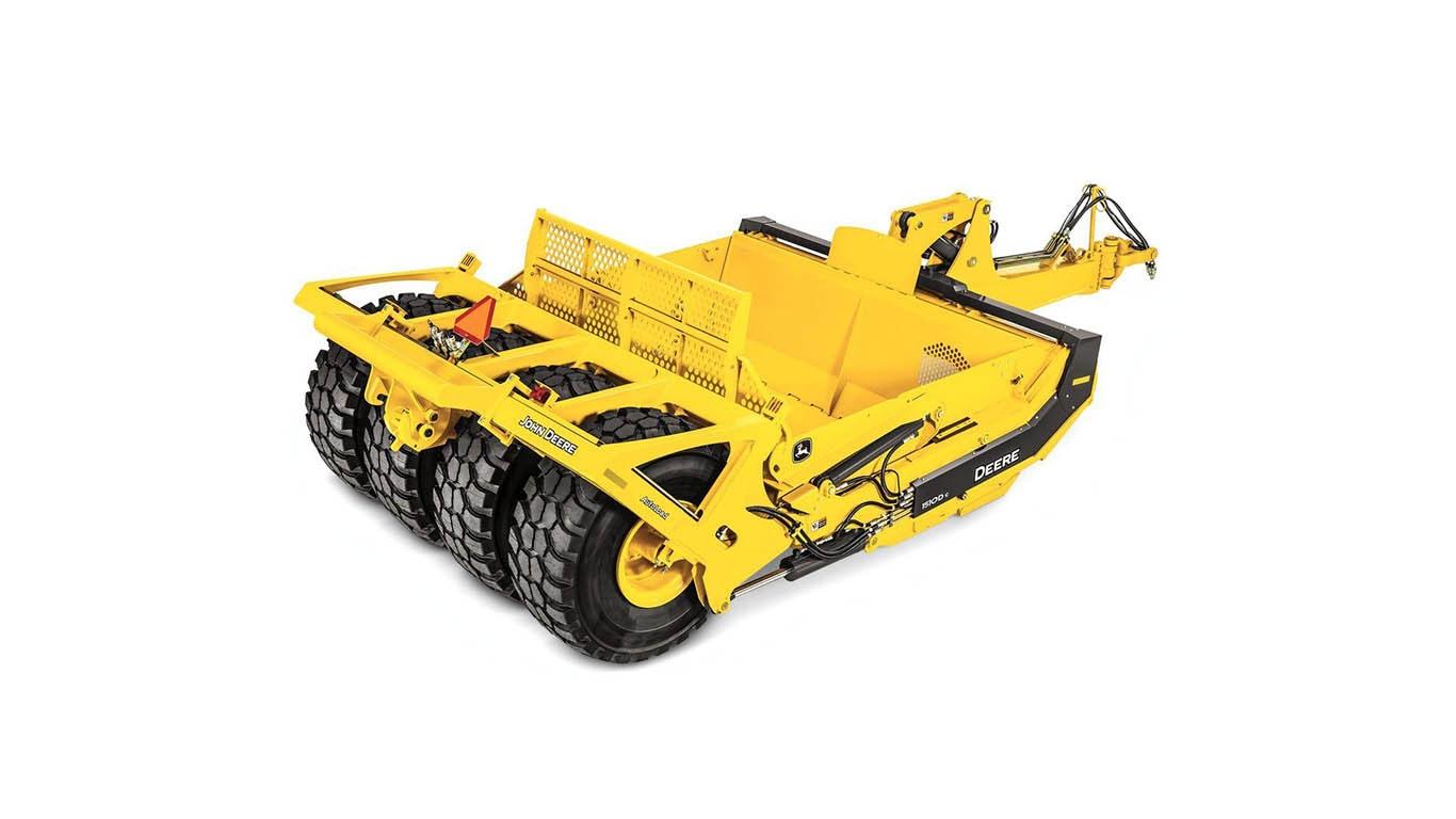 1510dc Scraper Systems John Deere Us