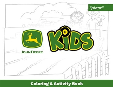Plant Activity Worksheets cover page