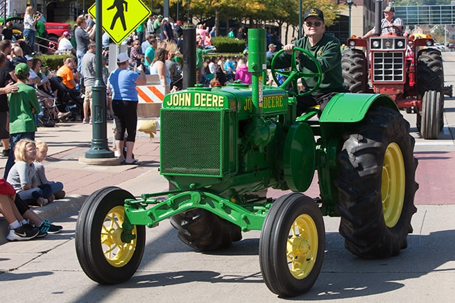 John Deere Attractions announce 2019 special events